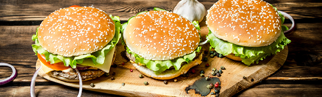 | Burger