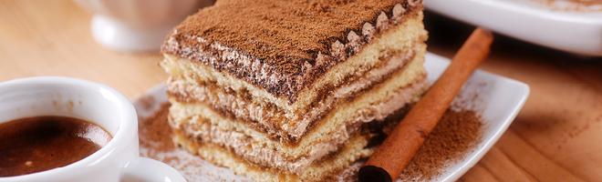 | Desserts